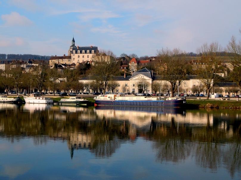 Le quartier des p cheurs entre - Office du tourisme joigny ...