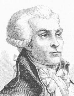 FRANCE : Maximilien de Robespierre